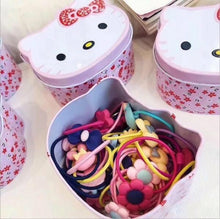 Load image into Gallery viewer, HK Hair Ties 30pcs