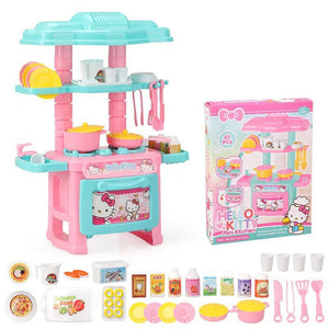 HK Mini Kitchen Toys Set