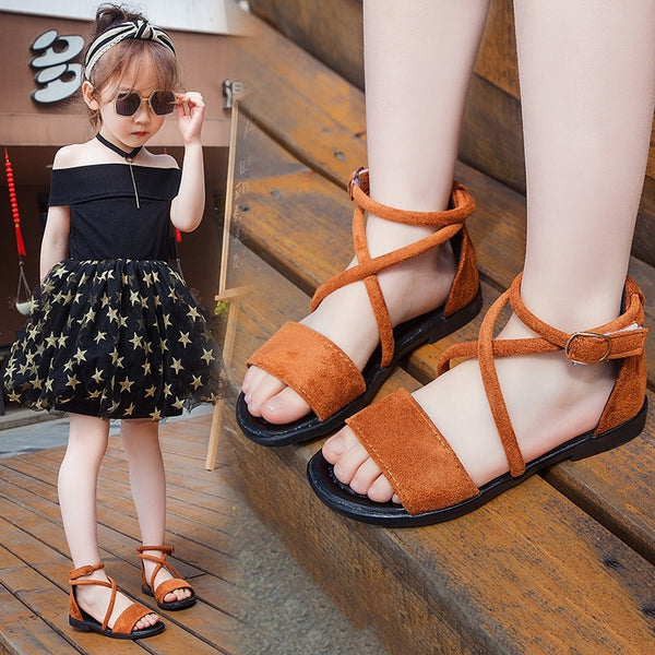 Girls Sandals 26-36 - Mom and Bebe Ph