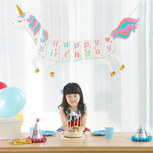 Load image into Gallery viewer, Happy Birthday Banner