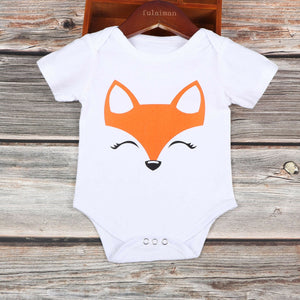 Fox Romper & Pants