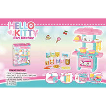 Load image into Gallery viewer, HK Mini Kitchen Toys Set