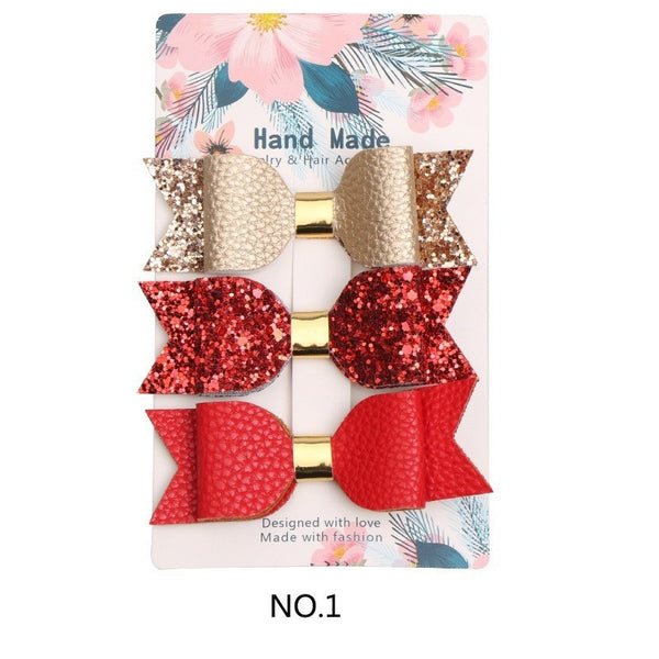 3 Pieces Hair Clips