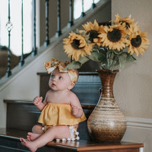 Load image into Gallery viewer, Sunflower Set Baby Outfit - Mom and Bebe Ph