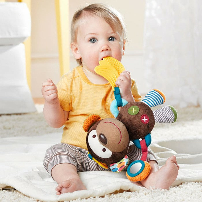 Baby Plush Toy Teether