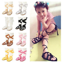 Load image into Gallery viewer, Gladiator Sandals - Mom and Bebe Ph