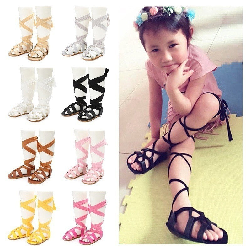 Gladiator Sandals - Mom and Bebe Ph