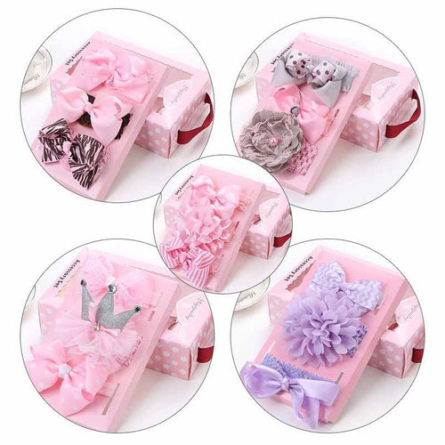 Gift set Baby Headbands 3pcs - Mom and Bebe Ph