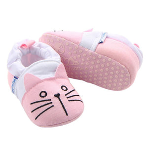 Soft Sole Baby Shoes - Mom and Bebe Ph