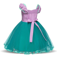 Load image into Gallery viewer, Princess Ariel Mermaid Dress - Mom and Bebe Ph