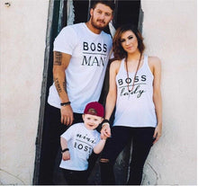 Load image into Gallery viewer, Family Tshirts 4pcs - Mom and Bebe Ph