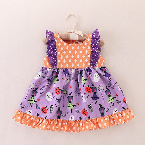 Pumpkin Halloween Dress