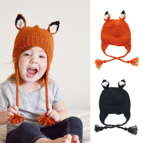Fox Beanie - Mom and Bebe Ph