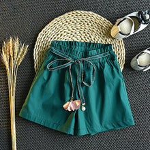 Load image into Gallery viewer, Chiffon Top & Green Shorts - Mom and Bebe Ph