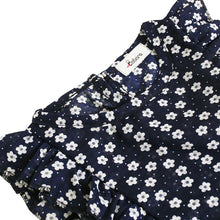 Load image into Gallery viewer, Chiffon Navy Top Shorts Belt - Mom and Bebe Ph