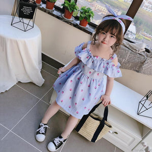 Zoe Kids Dress - Mom and Bebe Ph