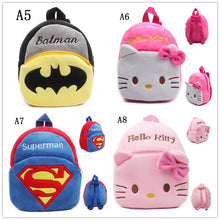 Load image into Gallery viewer, Kids Plush Bag - Mom and Bebe Ph