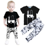 T-shirt and Pants Set