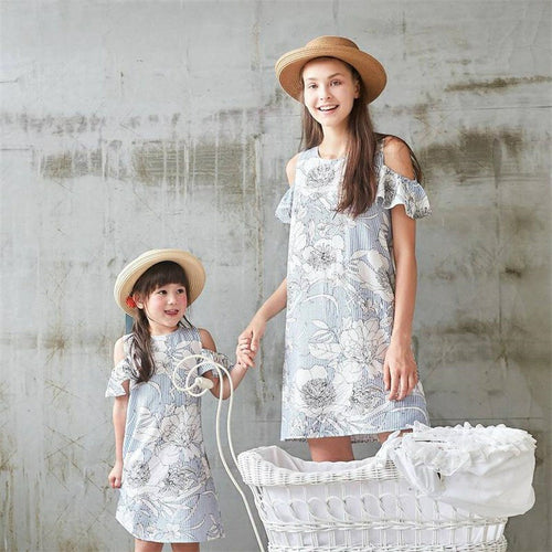 Mother Daughter Dress - Mom and Bebe Ph