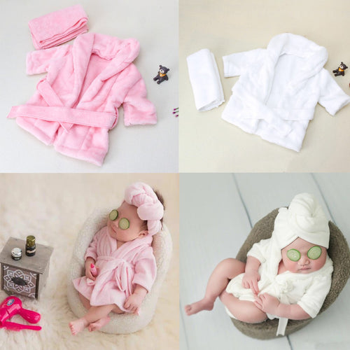 Baby Bathrobe & Towel - Mom and Bebe Ph