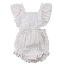 Load image into Gallery viewer, Hazel Ruffles Romper - Mom and Bebe Ph