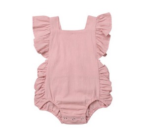 Lulu Onepiece Romper - Mom and Bebe Ph