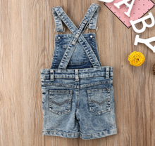 Load image into Gallery viewer, Unisex Denim Jumper - Mom and Bebe Ph