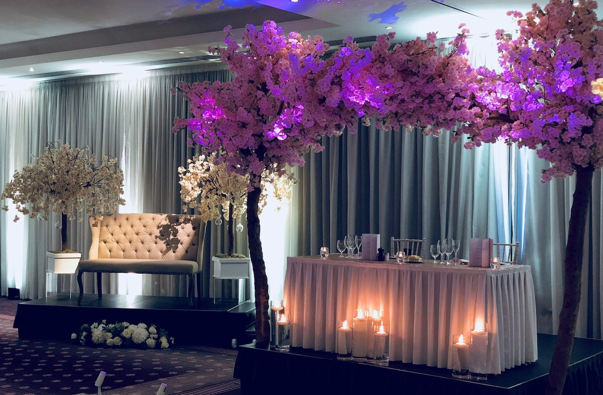 Wedding Decorations And Accessories Scene My Event