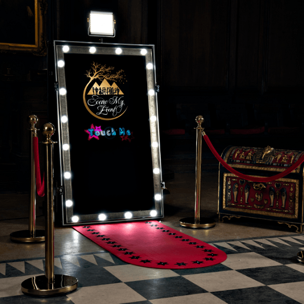 Hollywood Magic Mirror Booth, Photography, Scene My Event, Scene My Event - Scene My Event