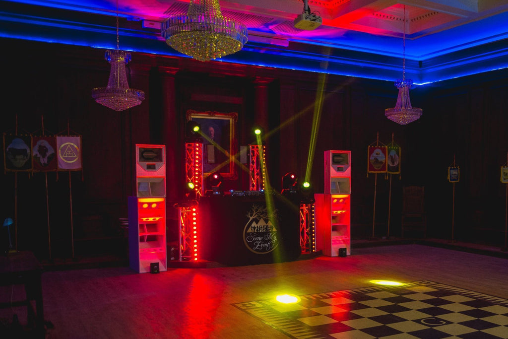 Ice White Funktion One Pro Production Package, DJ & Production, Scene My Event, Scene My Event - Scene My Event