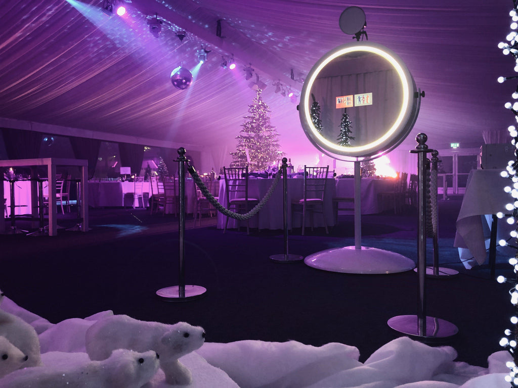 White Beauty Magic Mirror Photo Booth, Photography, Scene My Event, Scene My Event - Scene My Event