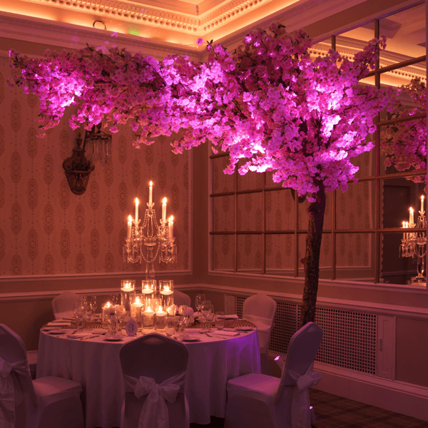 10.5ft Cherry Blossom Arch Tree (Half Arch), Centrepiece, Scene My Event, Scene My Event - Scene My Event