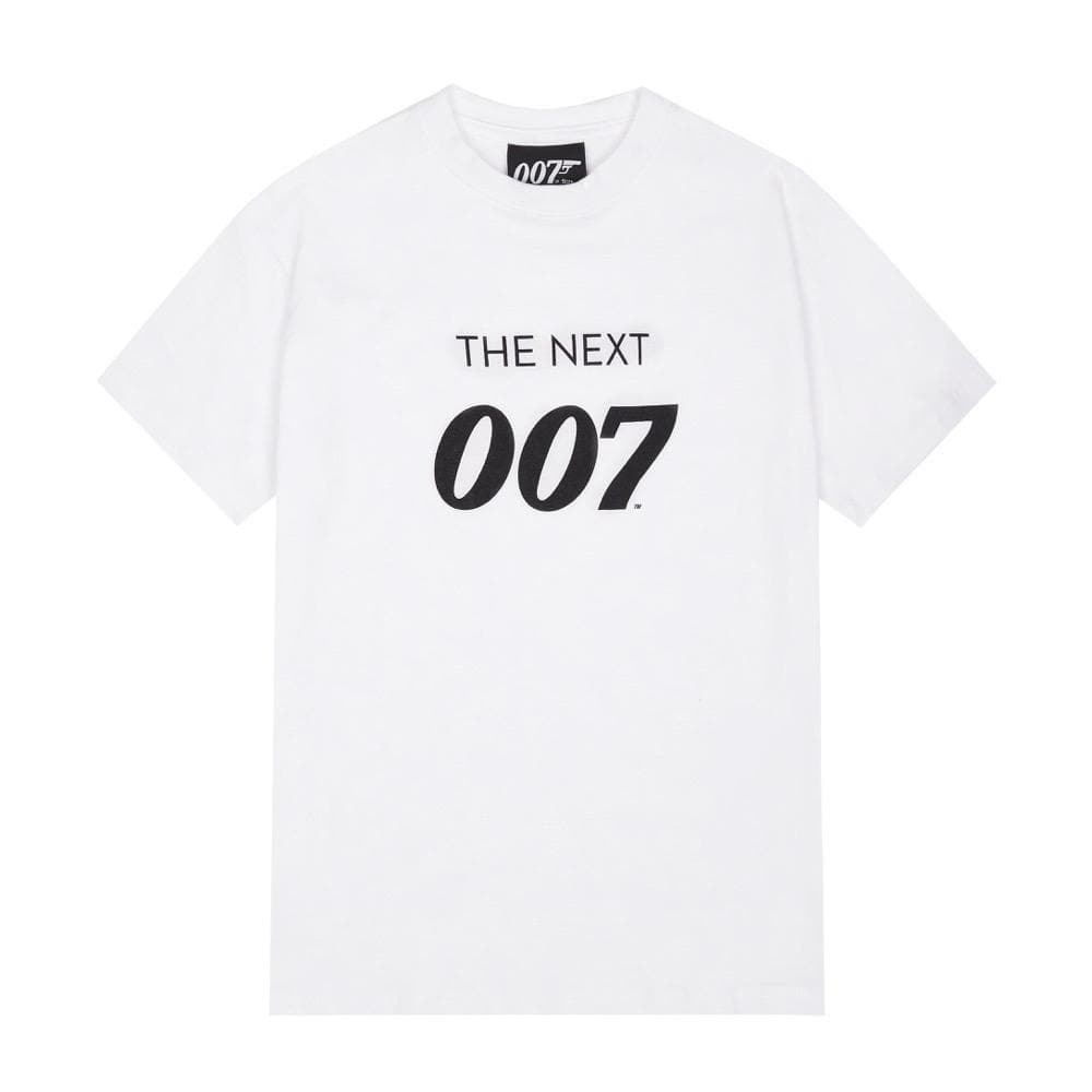 The Next 007 Kids White T-Shirt - 007STORE