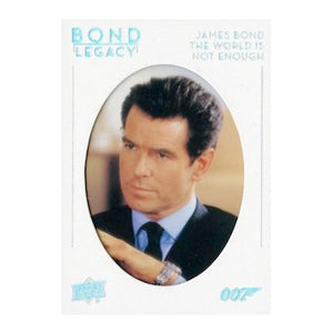 007 James Bond Collection Trading Card Set - By Upper Deck