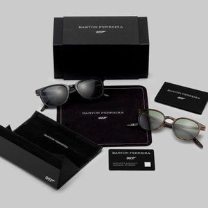 007 Joe Sunglasses By Barton Perreira l Official James Bond Store
