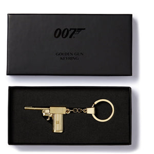 Golden Gun Keyring - The Man With The Golden Gun Edition