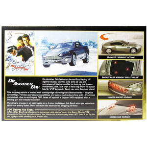 007 Aston Martin V12 Vanquish Light & Sound Car - Die Another Day Q Branch Edition - 007STORE
