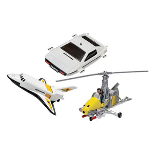 James Bond Model Vehicle Collection - Little Nellie, Lotus Esprit & Moonraker Space Shuttle - By Corgi (Pre-order) - 007STORE