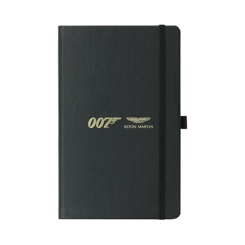 007 A5 Notebook - by Aston Martin - 007STORE