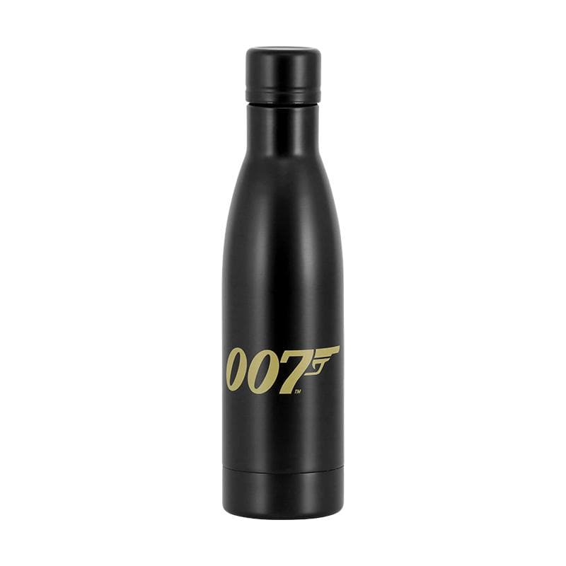 007 Copper-lined Hot & Cold Water Bottle (500ml) - by Aston Martin - 007STORE
