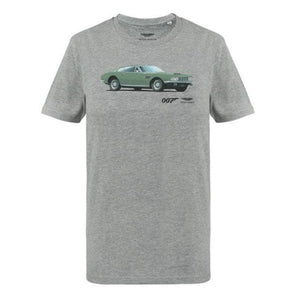 Aston Martin DBS Kids T-Shirt - On Her Majesty's Secret Service Edition - by Aston Martin - 007STORE