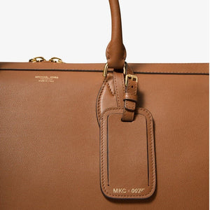 MKC x 007 Bond Calf Leather Carryall - by Michael Kors Collection - 007STORE