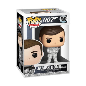 James Bond Pop! Figure - Moonraker Edition - By Funko (Pre-Order)
