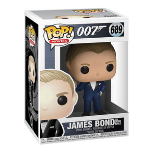 James Bond Pop! Figure - Casino Royale Edition - By Funko - 007STORE