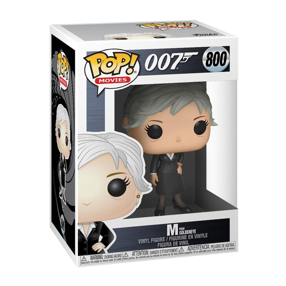 M Pop! Figure - GoldenEye Edition - By Funko