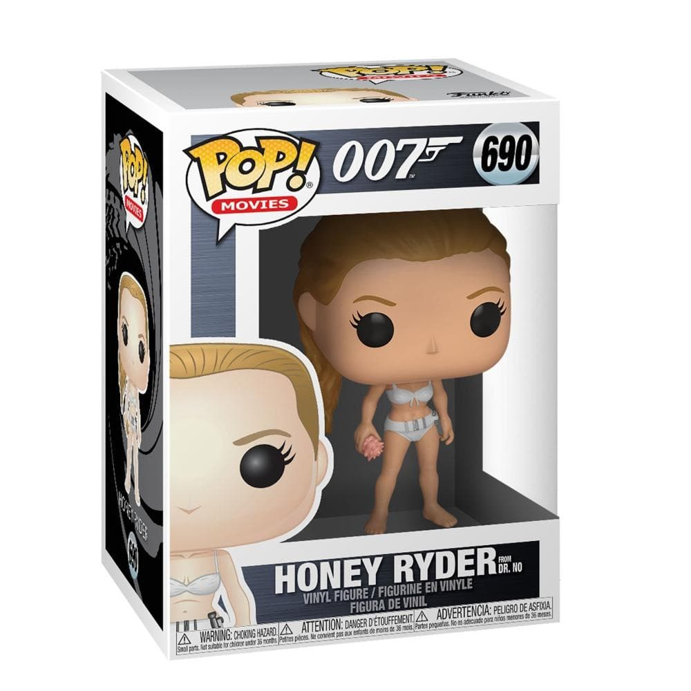 Honey Ryder Pop! Figure By Funko