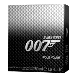 New James Bond 007 Pour Homme Eau De Toilette (50ml) - 007STORE