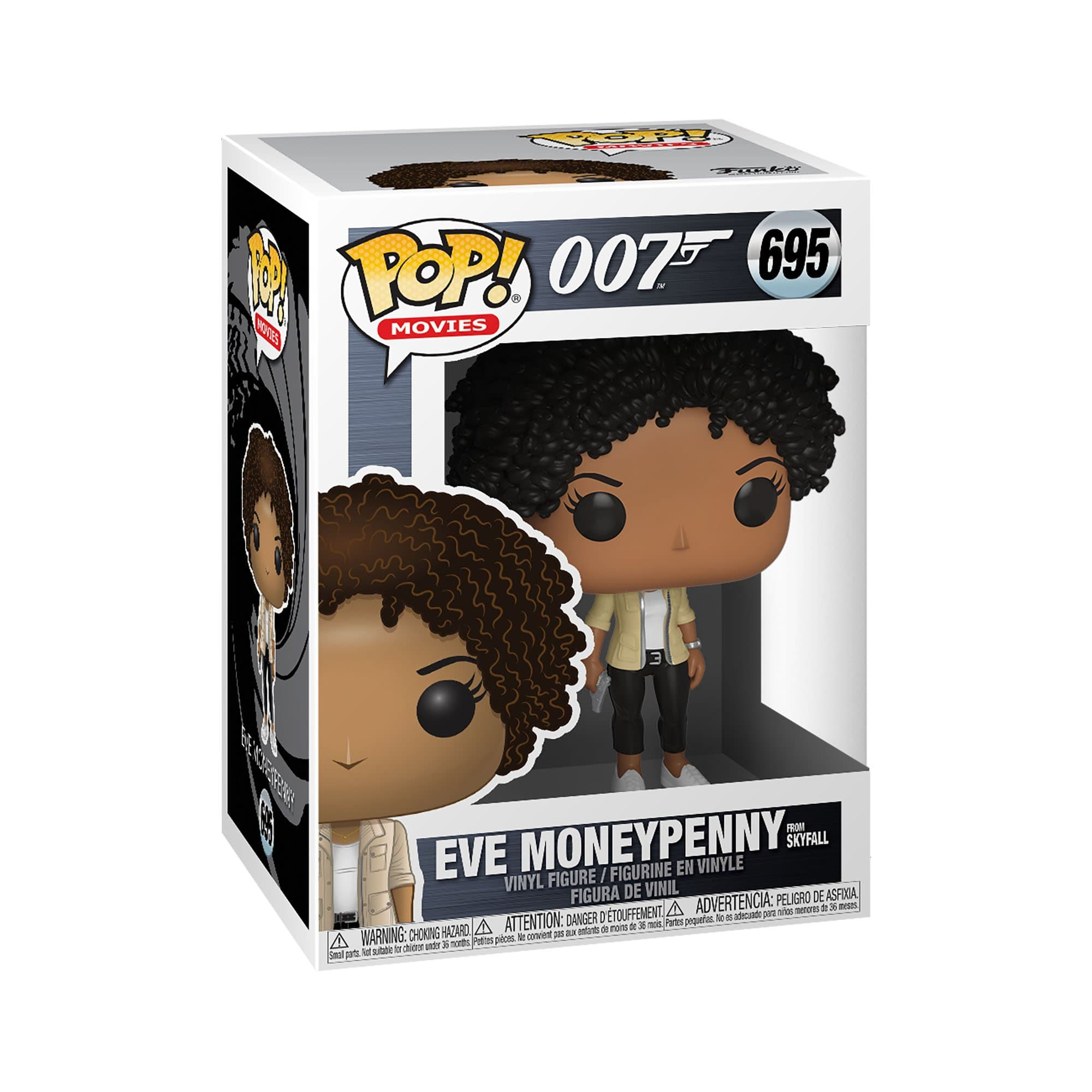 Moneypenny Pop! Figure - Skyfall Edition - By Funko - 007STORE