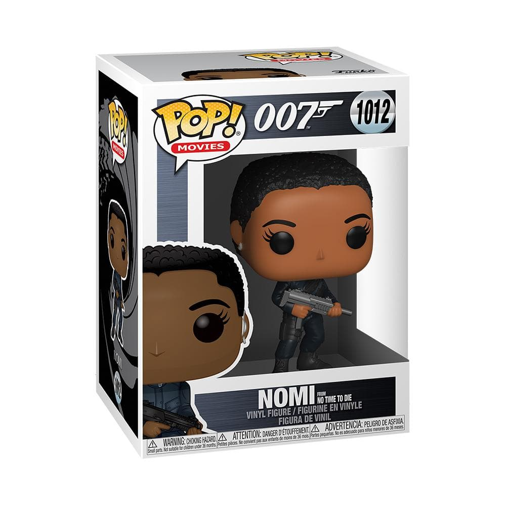 Nomi Pop! Figure - No Time To Die Edition - By Funko (Pre-order)