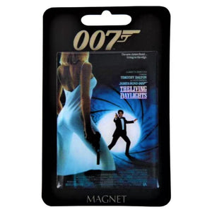The Living Daylights Magnet - 007STORE